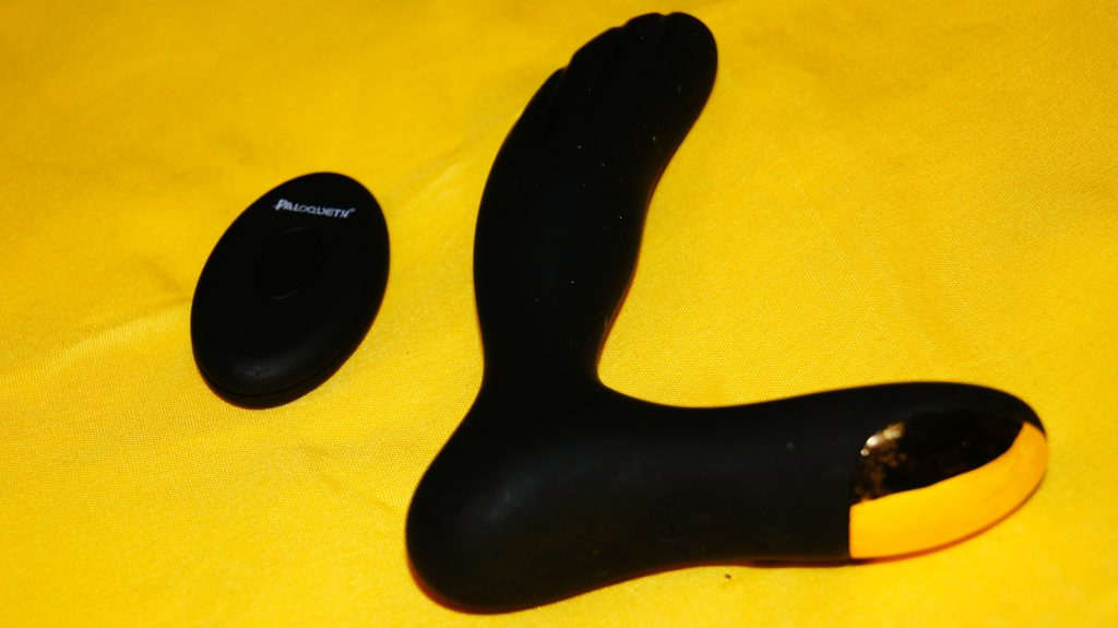 Paloqueth's Vibrating Prostate Massager