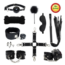 Paloqueth 10 Pcs BDSM Bondage Set